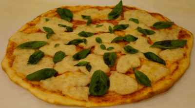 Almond Pizza1
